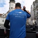 SWIM CLINIC na EKO maratonu 2012